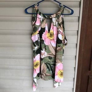 New York and Co halter blouse!